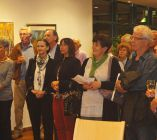 Vernissage Irene Wild (C)SRV