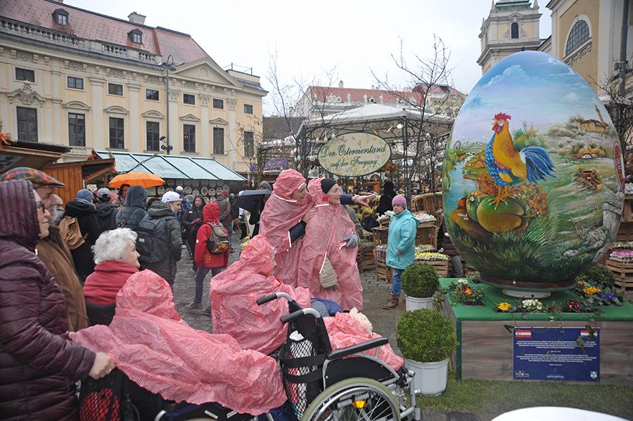 Ostermärkte In Wien Seniorenresidenz